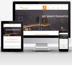 WEB AJANSI SİTESİ - WO005