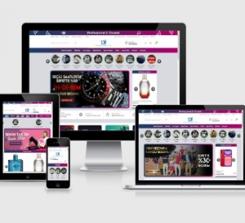 E-TİCARET WEB SİTESİ - BR003