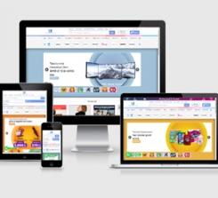 E-TİCARET WEB SİTESİ - BR001