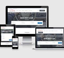 RENT A CAR WEB SİTESİ - BR006